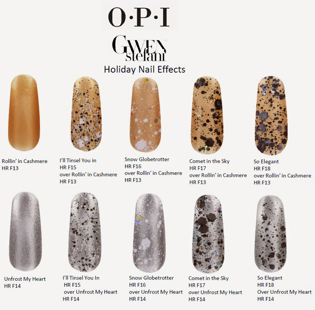 OPI-Holiday-2014-Gwen-Stefani-Nail-Effects-1