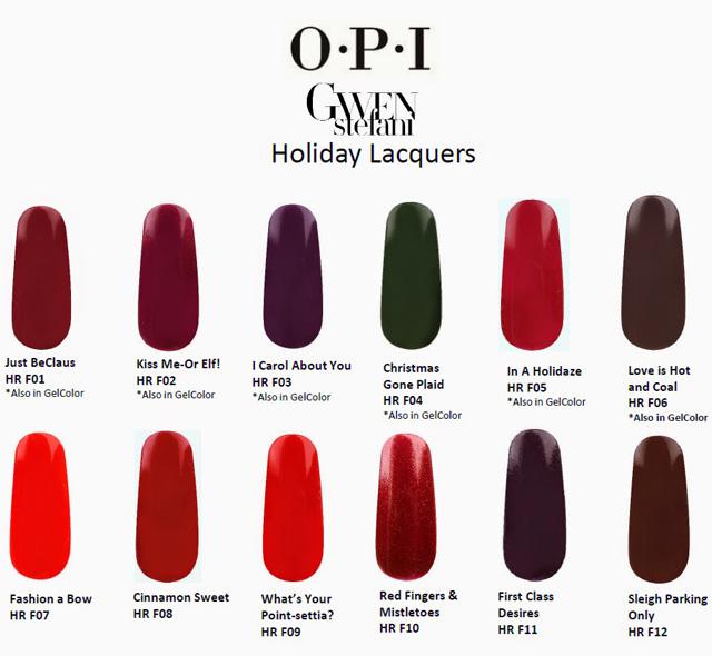 OPI-Holiday-2014-Gwen-Stefani-Nail-Lacquer