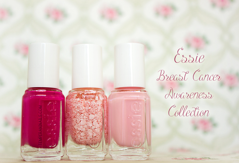 Essie Breast Cancer Awareness Collection