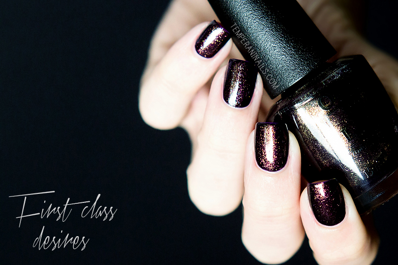 OPI First Class Desires