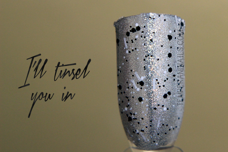 OPI I'll Tinsel You in swatch